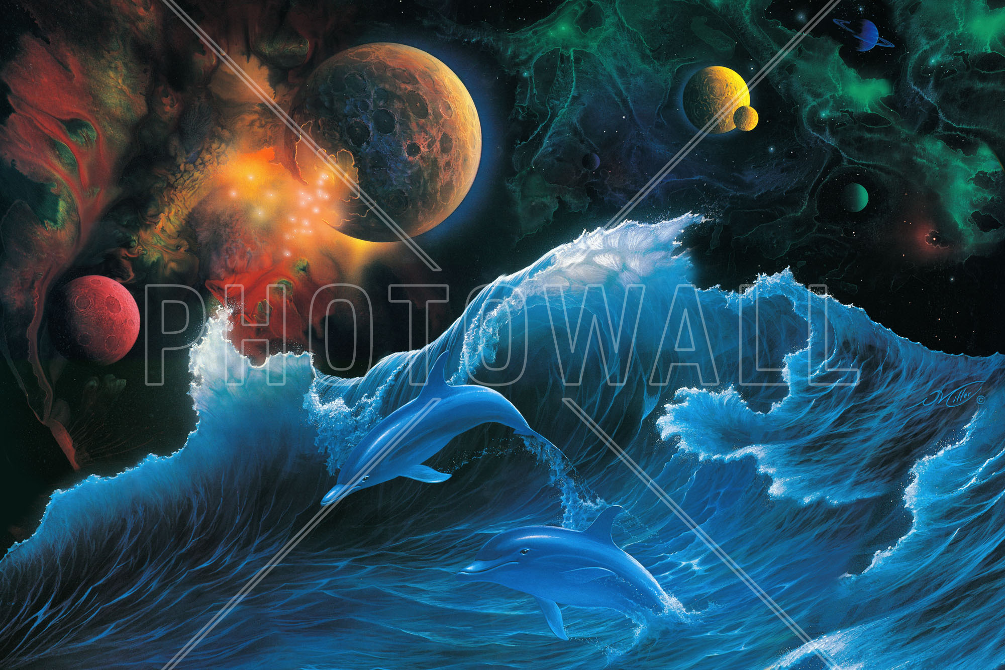 Wall Mural   Voyager Part 61