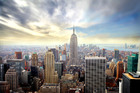Fototapet - Enchanting New York