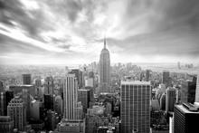Valokuvatapetti - Enchanting New York - b/w