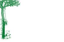 Wall mural - Moomin - Tree