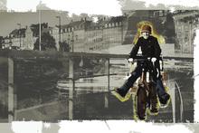 Valokuvatapetti - Copenhagen