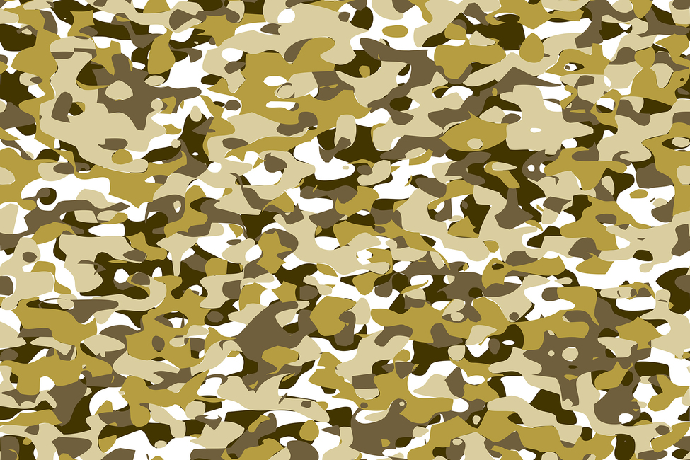 camouflage yellow wall mural photo wallpaper photowall