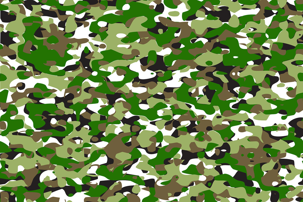 Camouflage Green Wall Mural Amp Photo Wallpaper Photowall