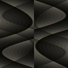 Wallpaper - 3D - Grey Black