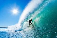 Fototapet - Surfing