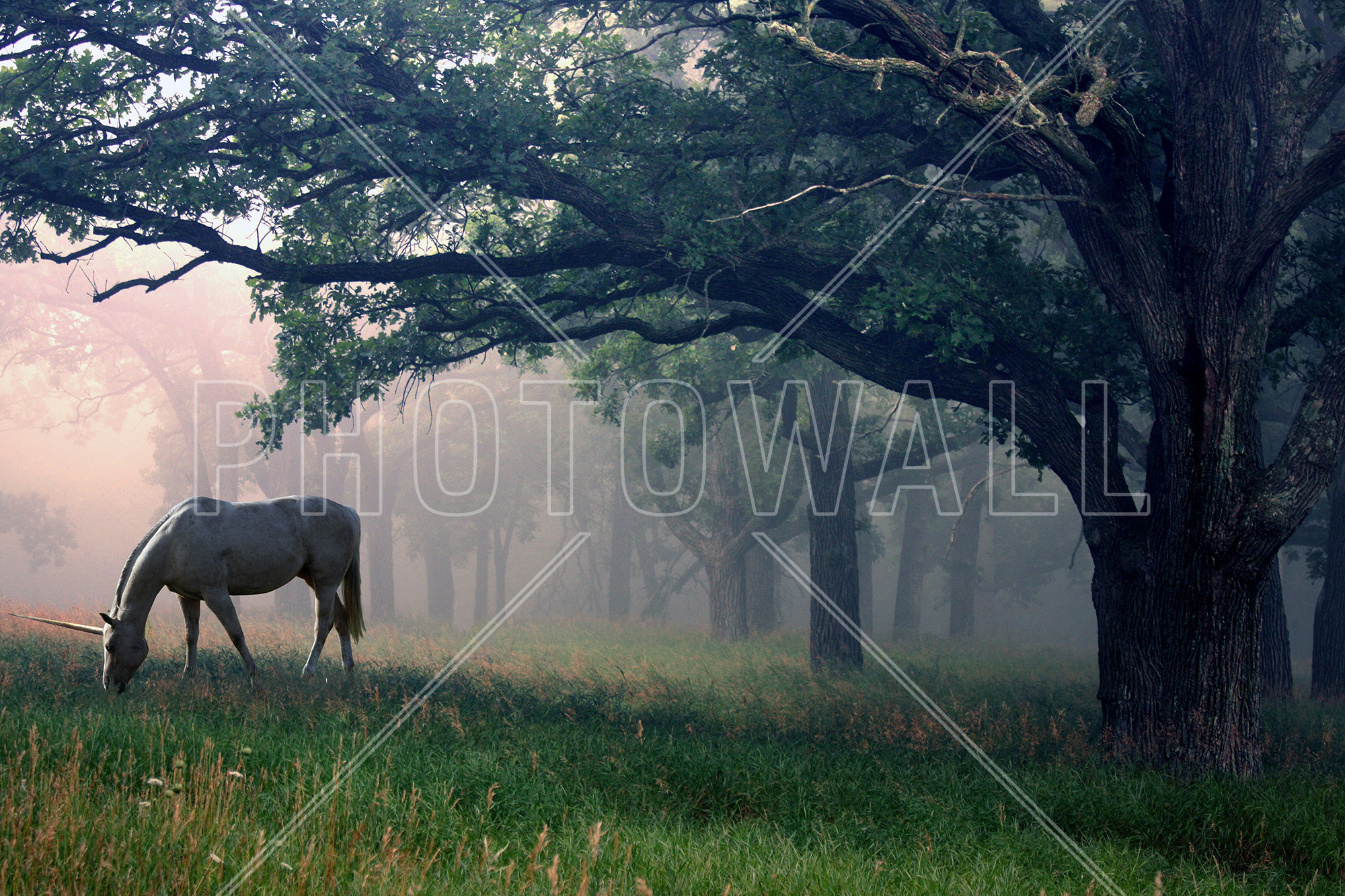 fantasy forest wall mural online buy wholesale fantasy forest wall mural from china fantasy