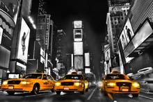 Valokuvatapetti - New York - Times Square Colorsplash
