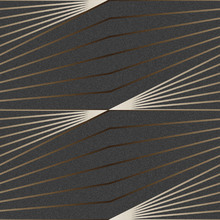 Wallpaper - Litted Strings - Bronze