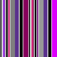 Tapet - Standing Stripes - Purple