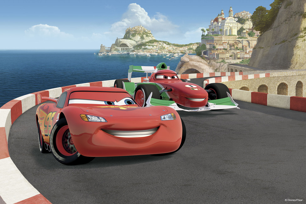 cars porto fino wall mural amp photo wallpaper photowall pics photos pictures disney cars photo wall mural cars