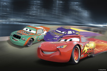Fototapet - Cars - Racetrack