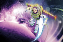 Canvastavla - Toy Story - Space