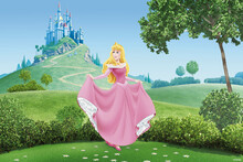 Fototapet - Princess - Sleeping Beauty
