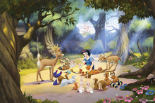 Fototapet - Princess - Snow White