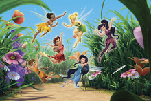 Wall mural - Fairies - Dancing