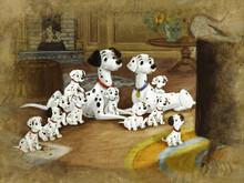 Wall mural - Disney Classics - 101 Dalmatians