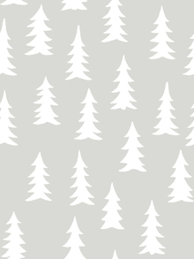 Wallpaper - Gran - Light Grey