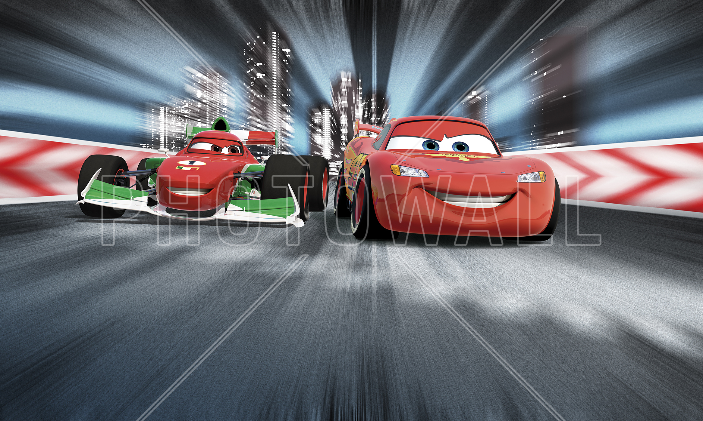 Francesco Bernoulli Lightning McQueen Part 36