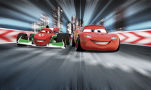 Canvastavla - Francesco Bernoulli Lightning McQueen