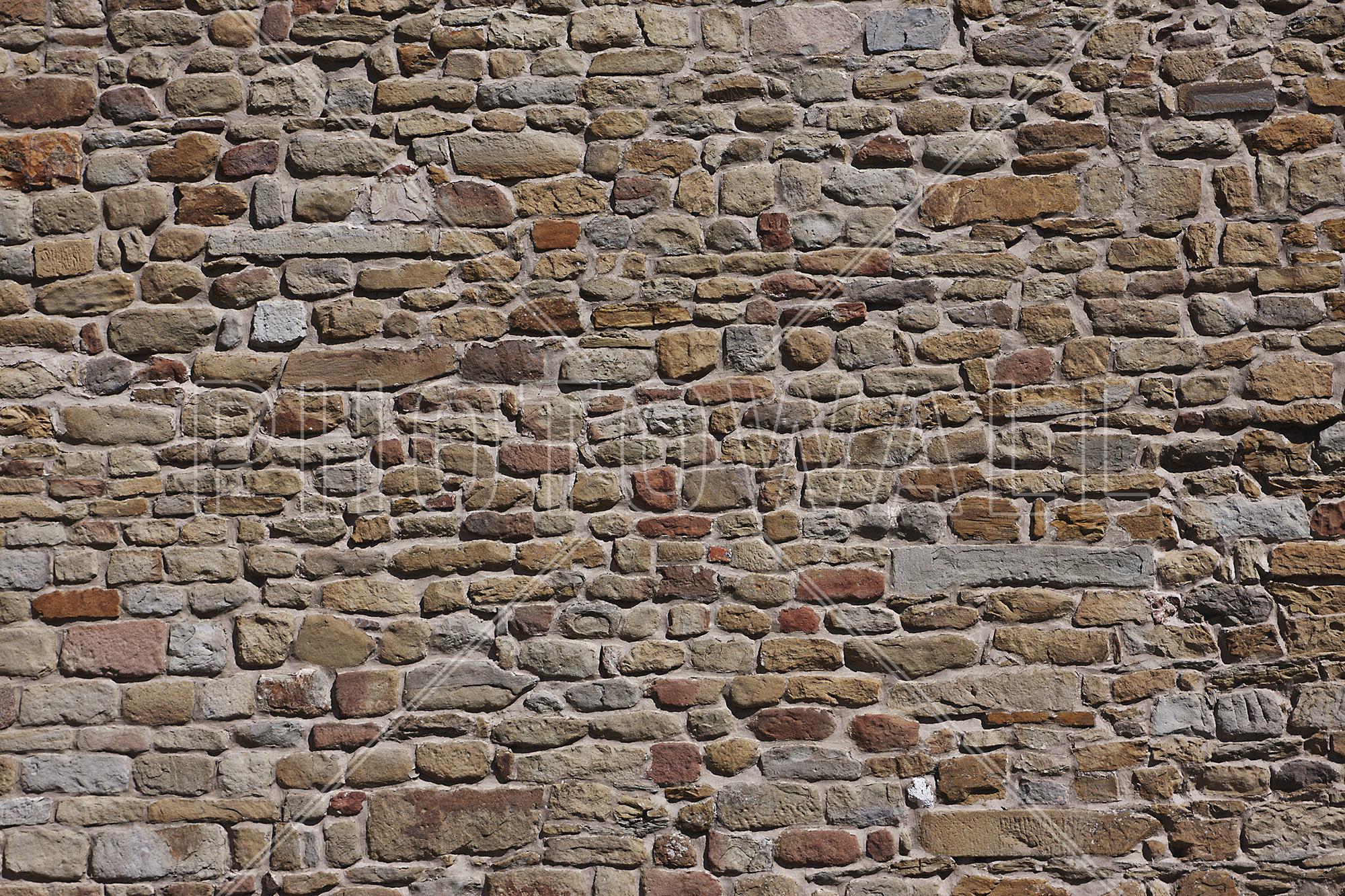 Old Brick Part - 29: Old Brick Wall