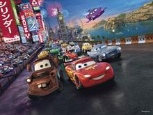 Wall mural - Cars Cars Cars