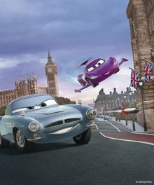 Wall mural - Cars - London