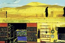 Fototapet - Sahara