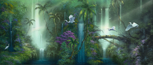 Wall mural - Waterfall Fantasy