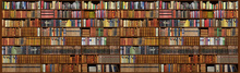 Wall mural - Bookshelf