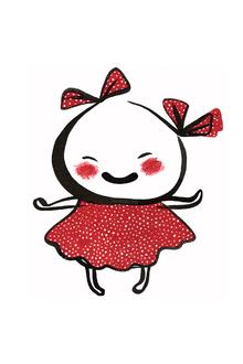 Canvas-taulu - Mariko