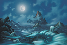 Wall mural - Lords of the Arctic