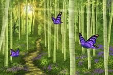 Fototapet - Fantasy Forest