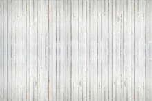 Wall mural - Whitewash Wood
