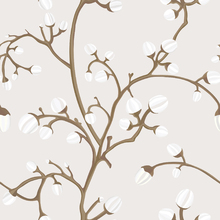 Tapet - Willow Buds Beige