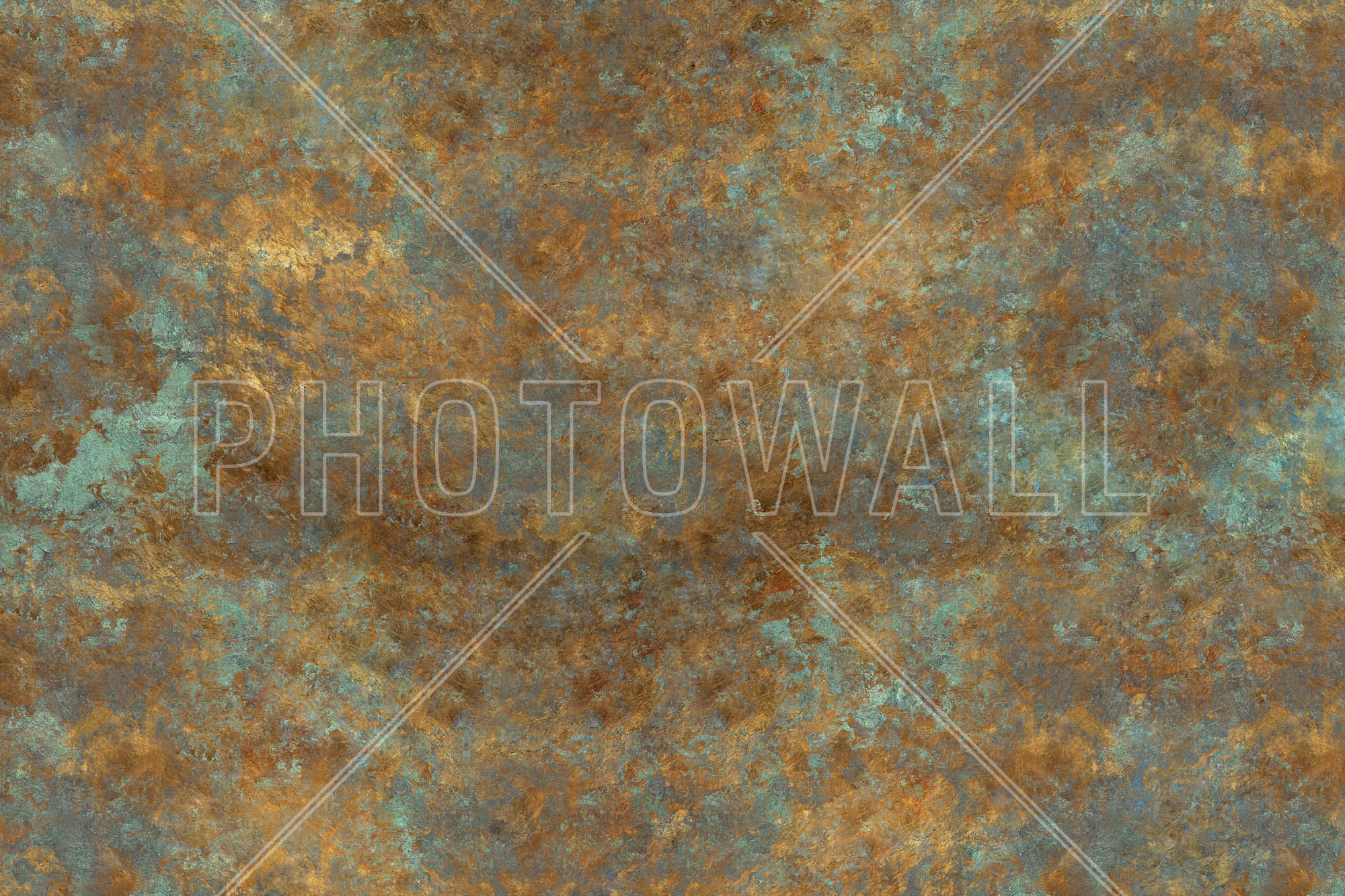 Brown Old Rust Metal Plate Background Or Vintage Abstract Bronze ...