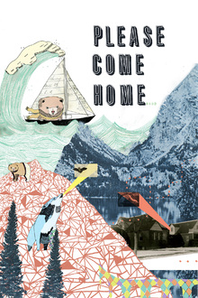 Wall mural - Please Come Home