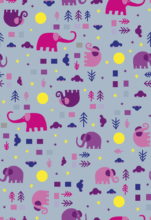 Wallpaper - Elephant