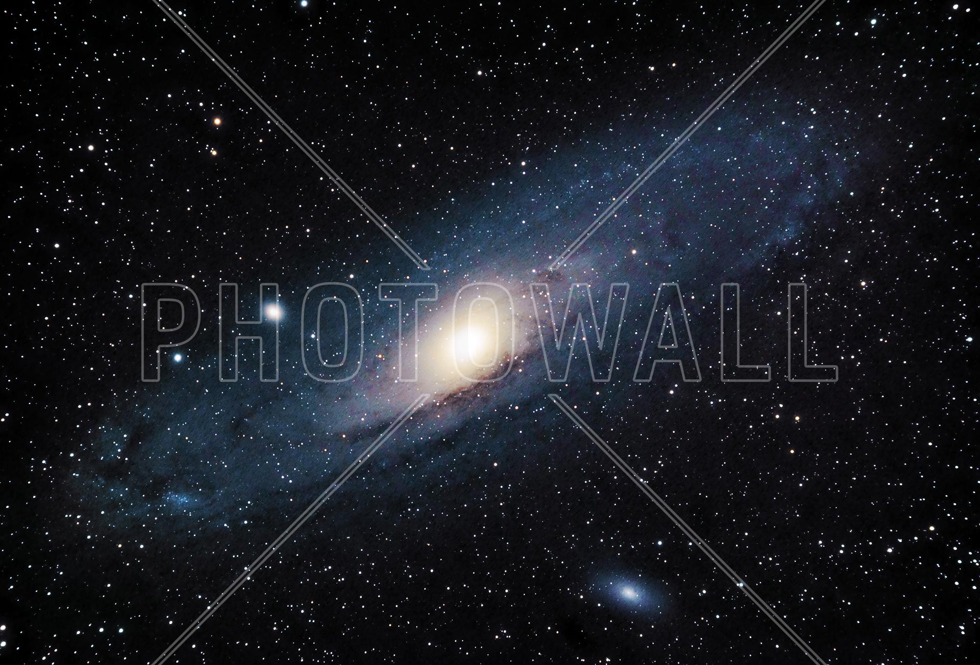 <b>The Andromeda Galaxy</b> Space <b>Wallpaper</b>