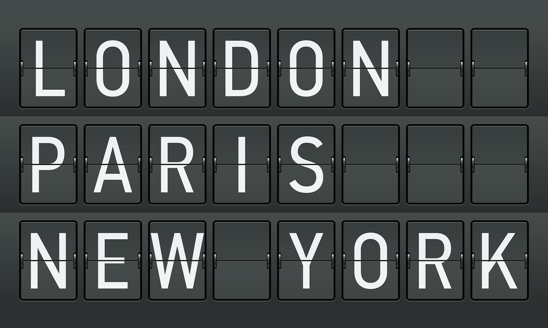 london paris new york fototapeten tapeten photowall. Black Bedroom Furniture Sets. Home Design Ideas