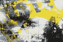 Canvas-taulu - Vector Grunge Background