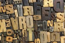 - vintage-wooden-letters