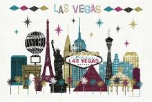Wall mural - Vegas Skyline