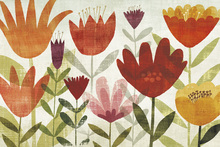 Wall mural - Modern Garden