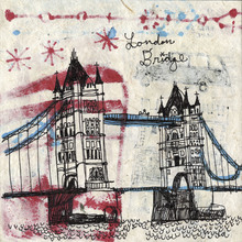 Wall mural - Tower Bridge