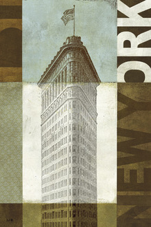 Canvas print - Urban New York