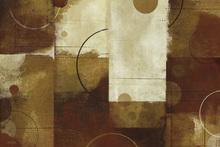 Wall mural - Geometric_Spice_I