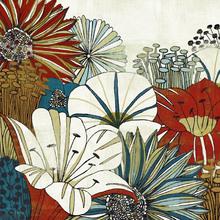 Wall mural - Contemporary Garden I