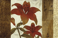 Wall mural - Floral Harmony