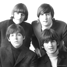 Fototapet - The Beatles