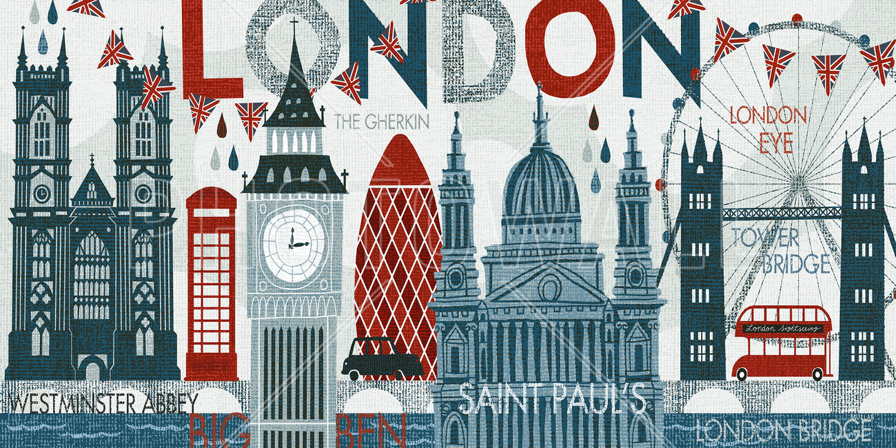 Hello london wall mural photo wallpaper photowall hello london amipublicfo Choice Image